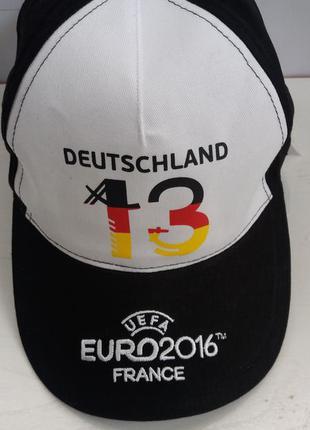 Набор бейсболка и шарф euro  2016 france от c&a