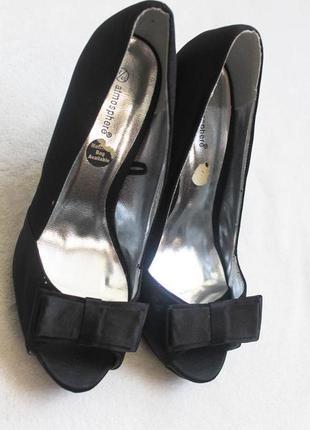 Туфли черные (№15), размер 39 от atmosphere