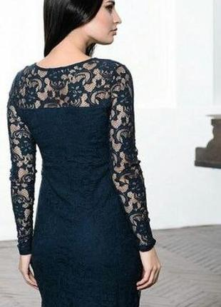 Платье кружевное, vila clothes