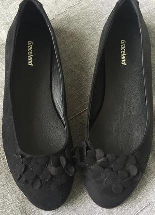 Туфли балетки р.36