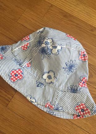 Панамка шляпка