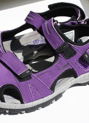 Закрытые сандалики на девочку karrimor tilos 34 размер