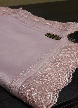 ✔шикарнейший платок пудровый хлопок кружево  опт качество отличное