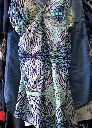 Купальник платье 18 размер.
