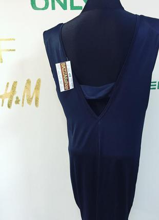Стильное платье с интересной спинкой #19