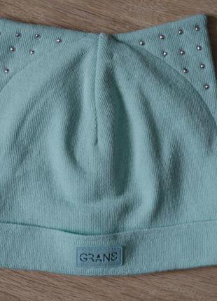 Фірмова польська шапка марки grans