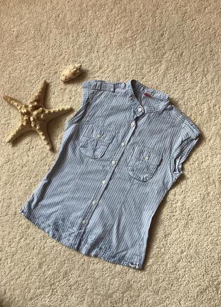 Премиум бренд🔝🔝 hugo boss🔥🔥стильная, модная рубашка для повседневного образа.)