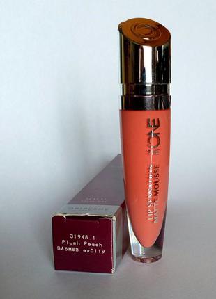 Рідка губна помада-мус the one lip sensation персиковий - 31948