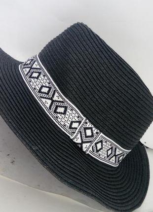 Летняя шляпа челентано c&a