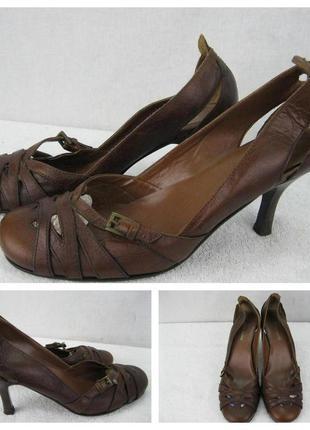 14/39 женские туфли river island  размер 38