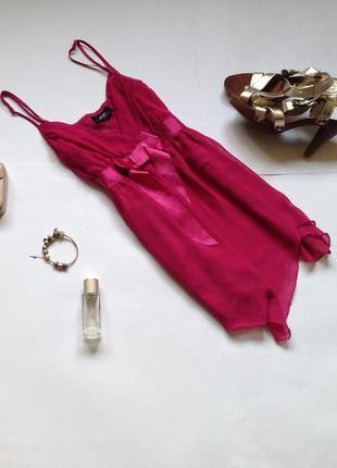 Розовая блуза майка на тонких бретельках. смотрите мои объявления!