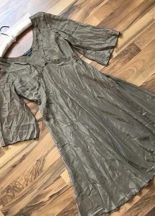 Шикарное платье от armani оригинал