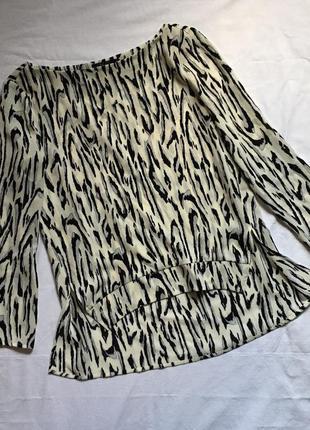 Блуза incity в очень крутой принт