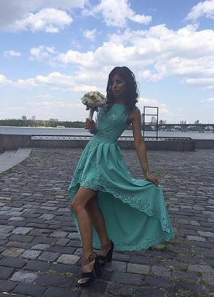 Платье на выпускной на свадьбу на день рождение