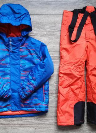 2c63e72e1cf3 Зимний раздельный термокомбинезон, лыжный костюм lupilu 6 лет ...