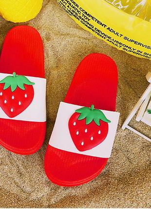 Шлепанцы тапочки пляжные