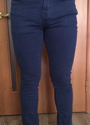 Мужские зауженные джинсы bershka