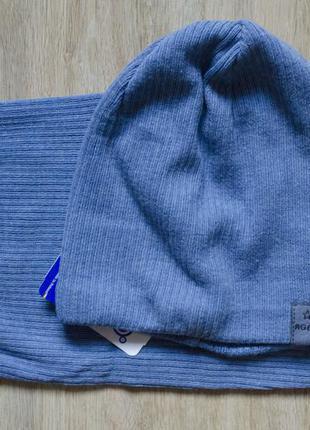 Фірмовий польський головний набір (хамут+шапка) марки agbo