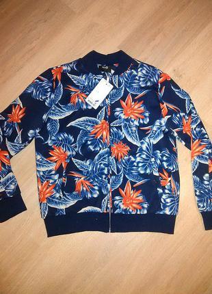 Текстильная куртка oodji