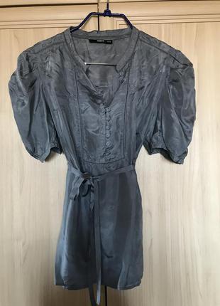 Новая красивая блуза 100% шелк oasis 12-14pp