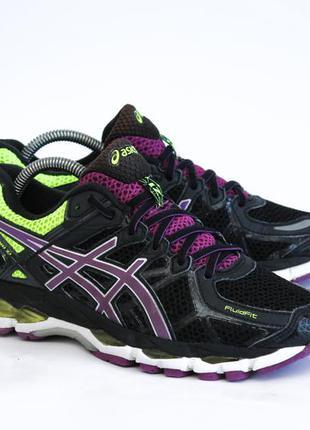 Кроссовки asics gel kayano 21 спортивные кроссовки для бега 39 размер