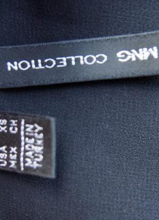 Стильное минималистичное платье mango с драпировкой3