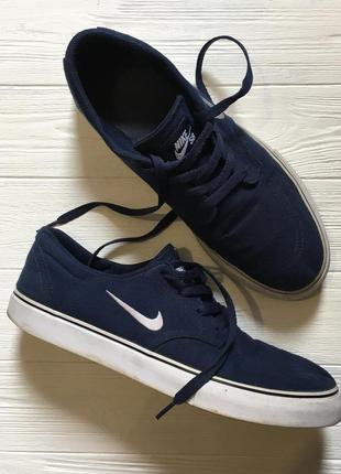 Кроссовки nike , обувь для прогулок, катание на скейте, скейтерская обувь, кеды найк