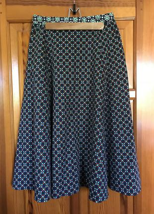 Оригинальная юбка- миди asos