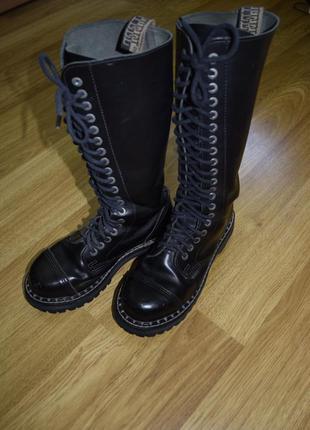 ... Гади steel високі шкіряні чоботи кожанние сапоги2 ... 89a26d12fd3ac