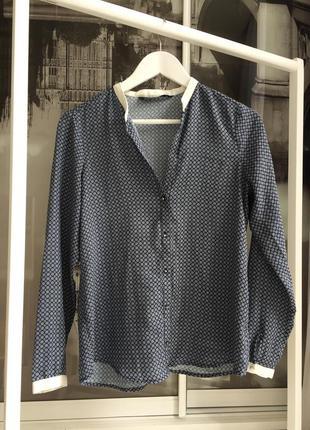 Рубашка / блузка zara