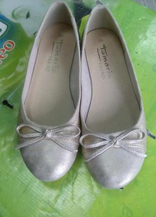 Туфли на низком, балетки