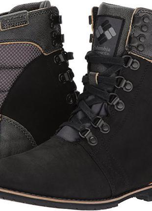 Columbia  waterproof еврозима ботинки us9,5 39-40р.