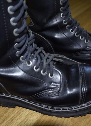 ... Гади steel високі шкіряні чоботи кожанние сапоги3 ... 656ba0162051a