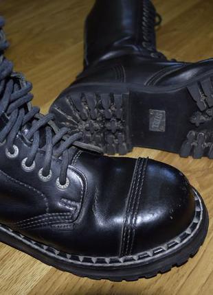 ... Гади steel високі шкіряні чоботи кожанние сапоги4 e18fff43a7f5e