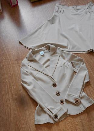 #шикарный винтажный костюм р.38\40#marco fantini#legatte jeans#италия оригинал #