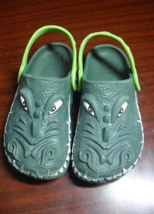 Кроксы next crocodile р.12