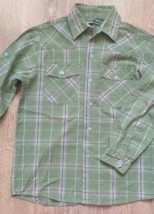 Подростковая рубашка glo-story