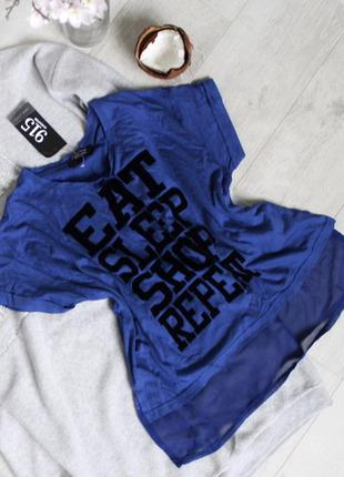 Новая футболка new look