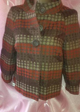 Пиджак короткий marks & spencer