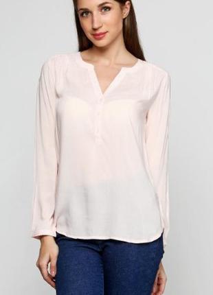 Нежная розовая блуза ellos