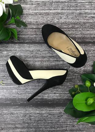 Яркие туфли на высоком каблуке  sh1820194  new look