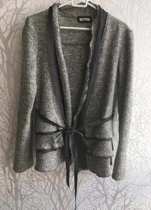 Италия 🇮🇹 невероятный удлинённый пиджак