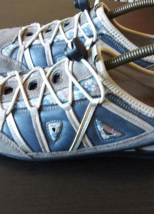 Трекинговые сандали,туфли rieker р.39(25см)