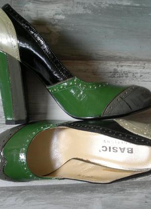 Суперские универсальные туфли на высоком каблуке