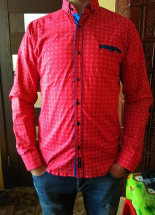 Сорочка чоловіча рубашка мужская турция