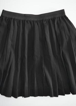 Плиссированная короткая юбка colins хс