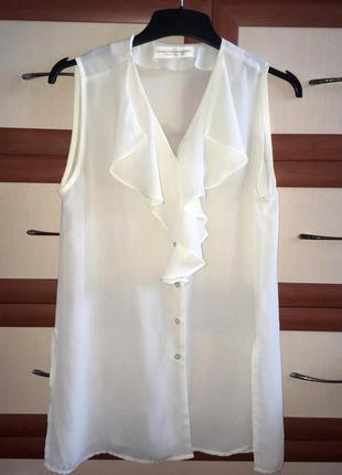 Милая шифоновая блузка dorothy perkins