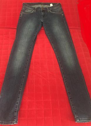 Облегающие джинсы calvin klein