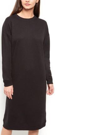 Базовое платье  р 10-12