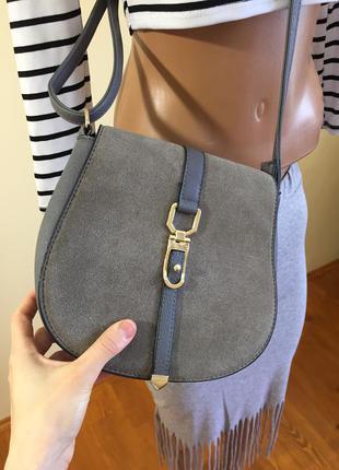 ><мода и стиль<>замшевая сумка><